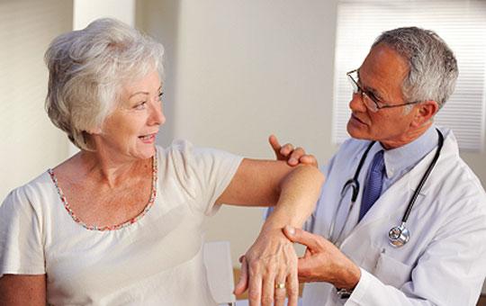 Keluaran Baru trị đau nhức bắp tay