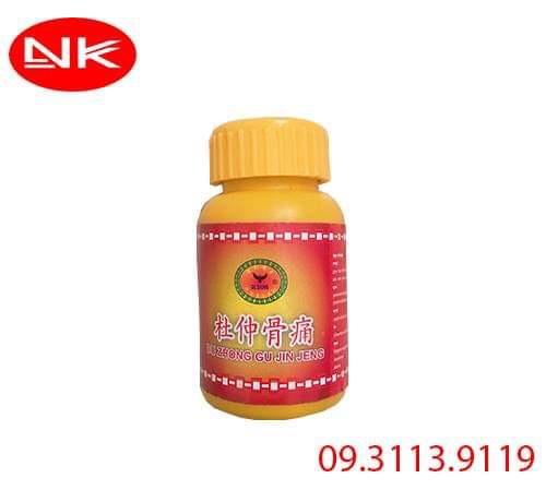 Du Zhong Gu Jin Jeng điều trị xương khớp