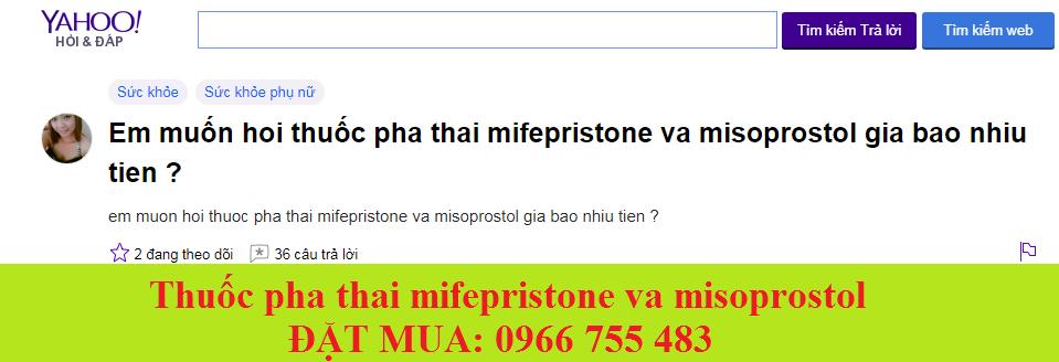 phan-hoi-ve-thuoc-pha-thai-mifepristone-va-misoprostol-200mcg