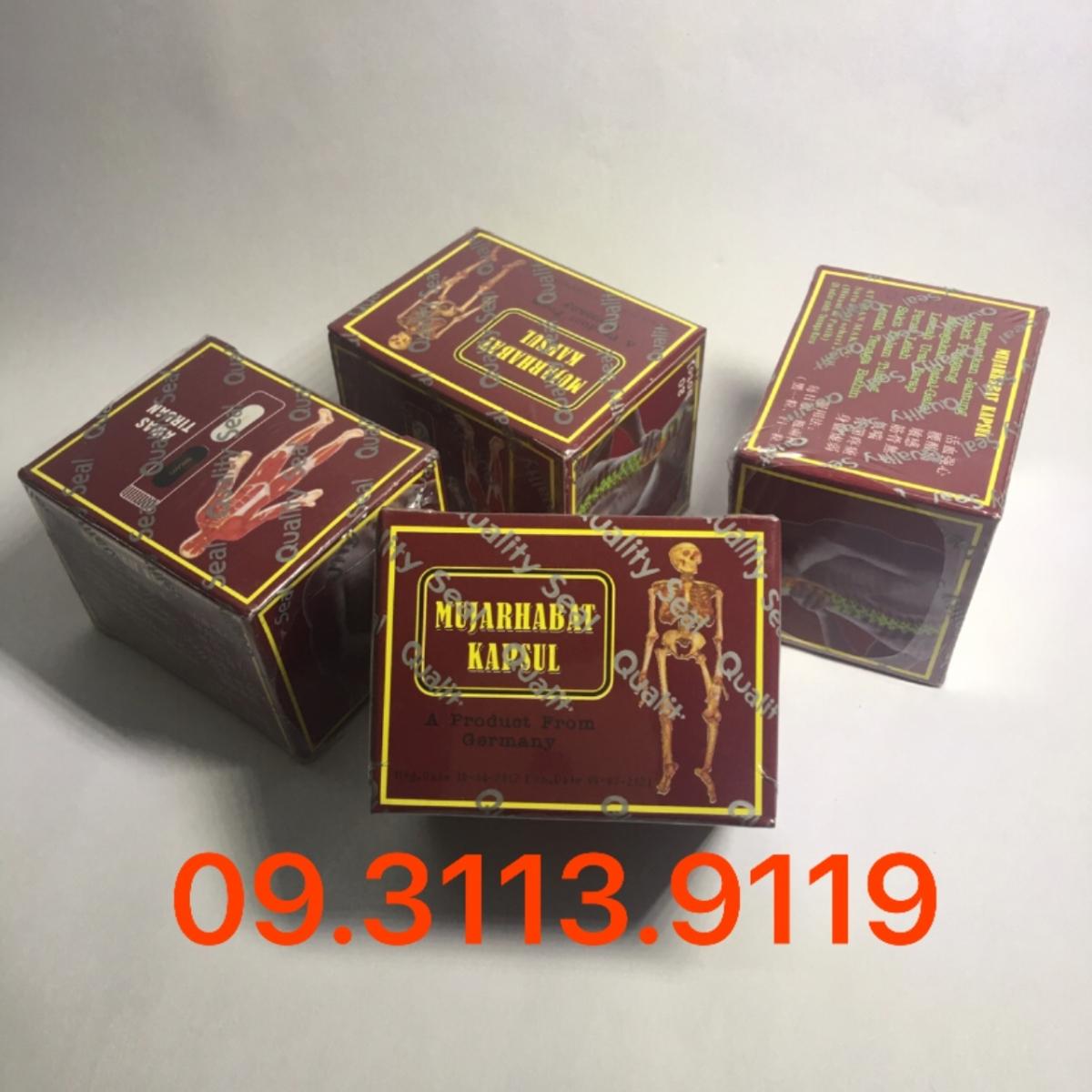 thuốc mujarhabat kapsul mua ở đâu giá rẻ