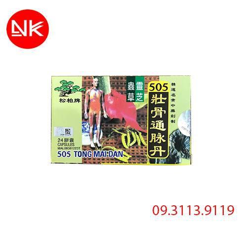 505 Tong mai dan