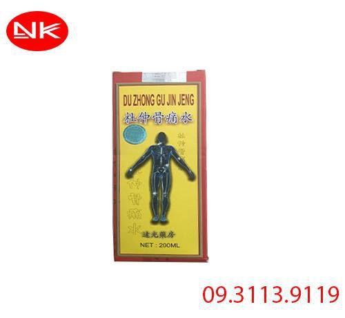 Du Zhong Gu Jin Jeng - Đỗ trọng nhức khớp thủy