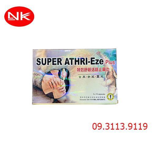 Super athri-Eze plus - Thư gân hoạt lạc phong thấp hoàn