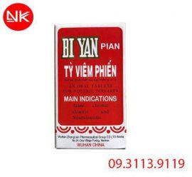 Bi yan pian - Tỳ viêm phiến