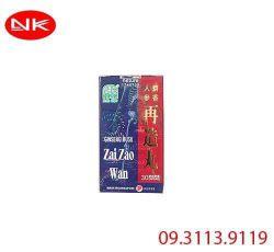 Công dụng của Zai zao wan Nhân sâm xạ hương tái tạo hoàn là gì?