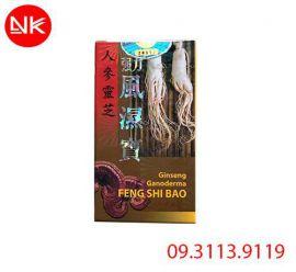 Cường lực phong thấp bảo - Ginseng ganoderma feng shi bao