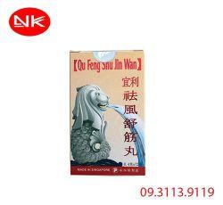 Khi dùng Khu phong thư cân hoàn - Qu Feng Shu Jin Wan có bị tác dụng phụ?