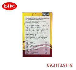 Kong Ting Zhi Ke Ling Dan có thành phần gì?