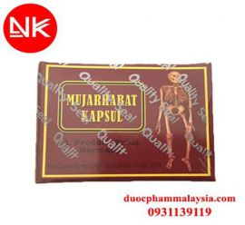 Mujarhabat Kapsul Malaysia điều trị xương khớp