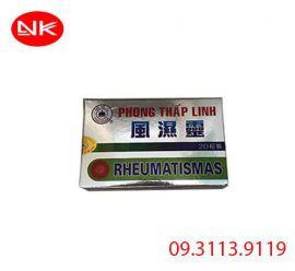 Rheumatismas - Phong thấp linh