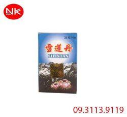 Tuyết Liên Đơn - Silintan dùng giống như được quảng cáo