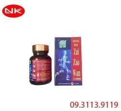Zai zao wan Nhân sâm xạ hương tái tạo hoàn dùng rất hiệu quả