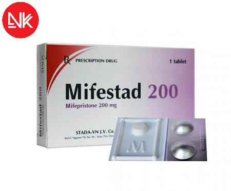 Thuốc phá thai mifepristone