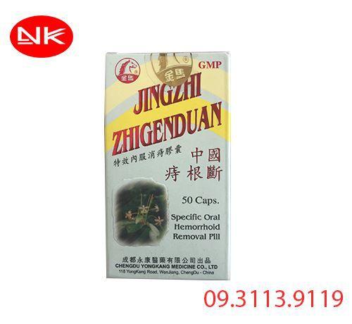 Trĩ căn đoạn - Jingzhi Zhigenduan