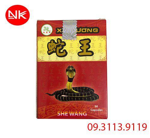 Xà vương - She wang