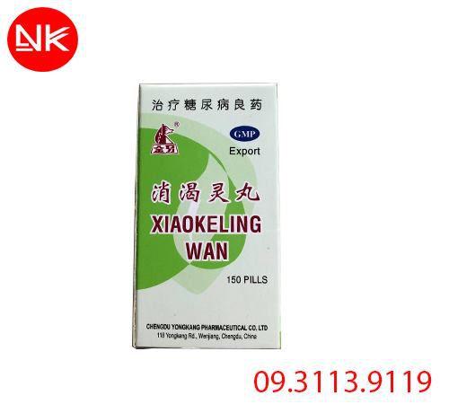 Xiaokeling wan - Tiêu khát linh hoàn